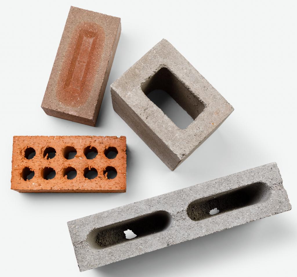 Bricks, blocks & hebel